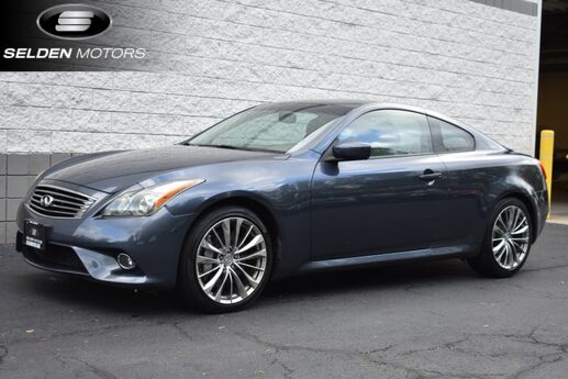 2011 INFINITI G37 Coupe S Willow Grove PA