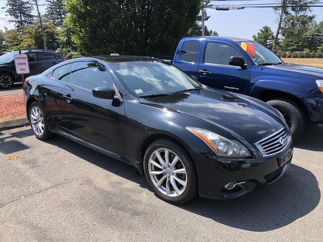2011 INFINITI G37 Coupe x East Windsor CT