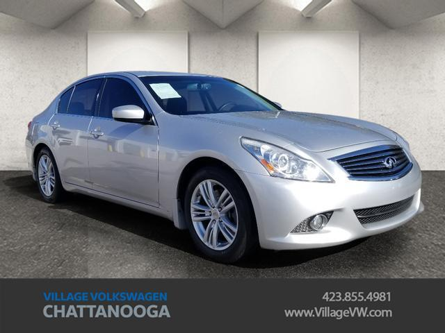 2011 INFINITI G37 Sedan Journey Chattanooga TN