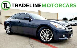2011_INFINITI_G37 Sedan_Limited Edition SUNROOF, LEATHER, BLUETOOTH, AND MUCH MORE!!!_ CARROLLTON TX