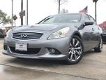 2011 INFINITI G37 Sport Appearance Edition