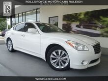 2011_INFINITI_M37_Base_ Raleigh NC
