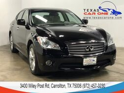 2011_INFINITI_M37x_AWD PREMIUM PKG NAVIGATION SUNROOF LEATHER HEATED AND COOLED SEA_ Carrollton TX