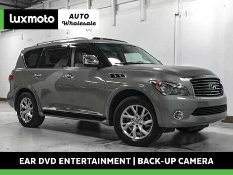 2011 INFINITI QX56 8-passenger Heated Seats Nav Back-Up Camera Portland OR