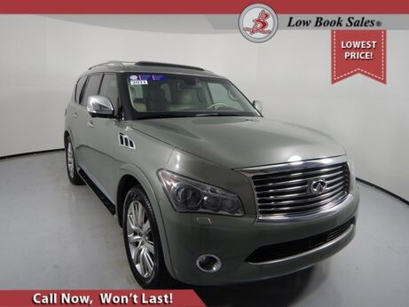 2011_INFINITI_QX56_8-passenger_ Salt Lake City UT