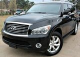 2011 INFINITI QX56 w/ NAVIGATION & LEATHER SEATS