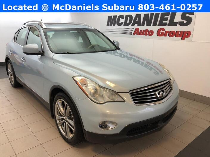 2011 Infiniti EX35 Journey Columbia SC