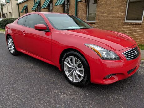 2011 Infiniti G Coupe G37x AWD Knoxville TN