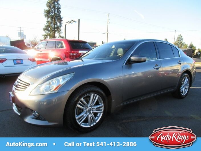 2011 Infiniti G37 Sedan 4dr x AWD Bend OR