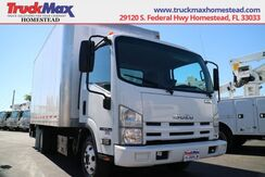 2011_Isuzu_NPR-HD_16' Dry Box Truck_ Homestead FL