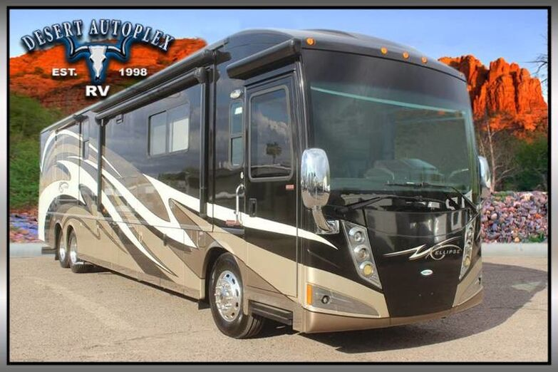 2011 Itasca Ellipse 42QD Triple Slide Class A Diesel Pusher Mesa AZ