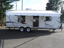 2011_JAYCO_JAY FLIGHT 22FB_TRAVEL TRAILER_ Roseburg OR