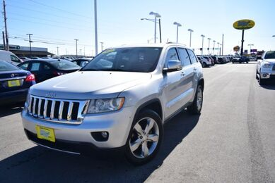 JEEP GRAND CHEROKEE Overland 2WD 2011