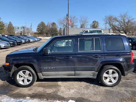 2011_JEEP_PATRIOT_LATITUDE_ Toledo OH