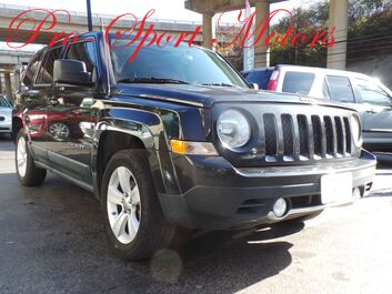 JEEP PATRIOT LATITUDE 2011