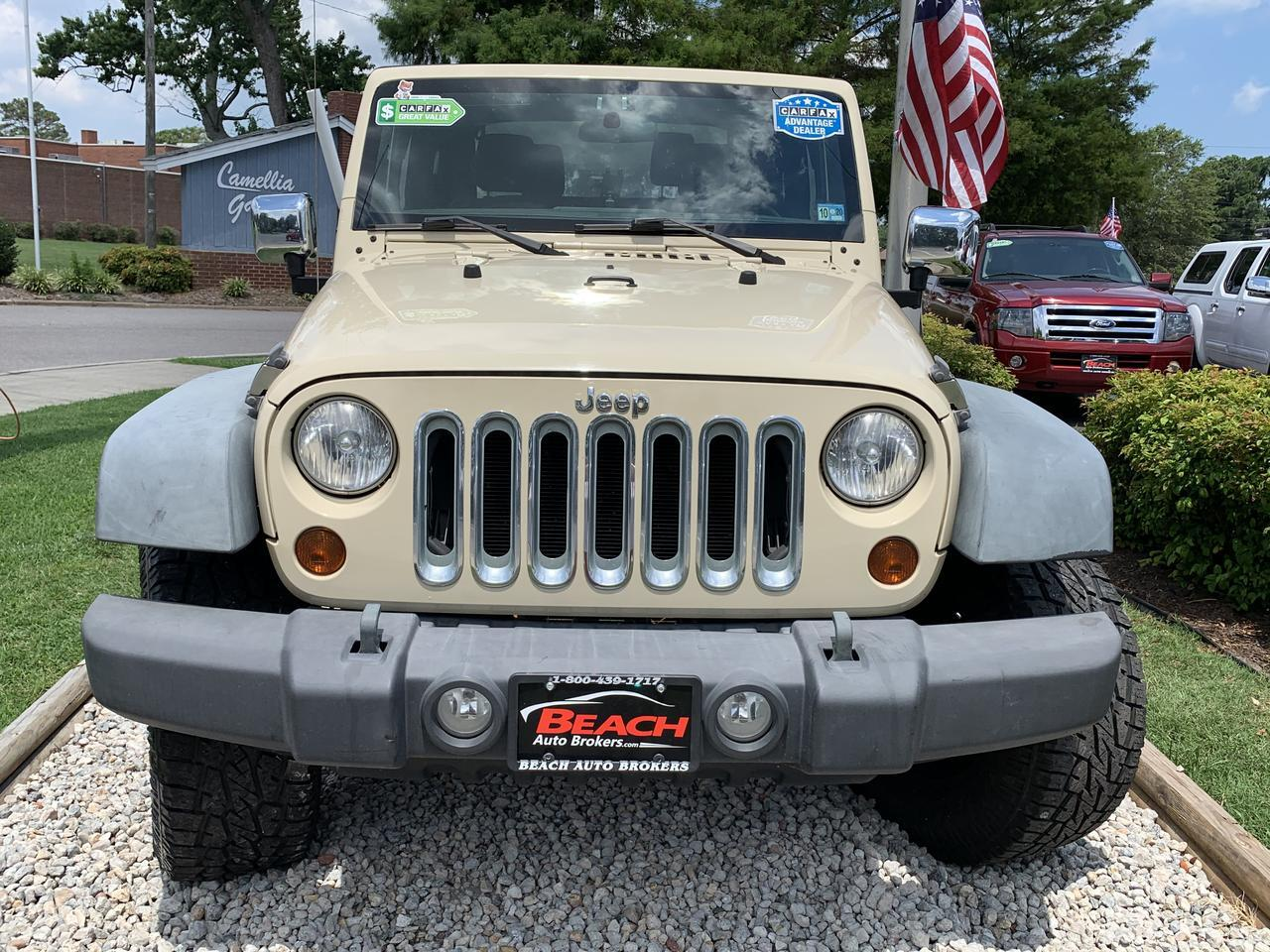 2011 JEEP WRANGLER SPORT 4X4, WARRANTY, MANUAL, SOFT TOP, TOW PKG, 150W OUTLET, CLEAN CARAX! Norfolk VA