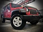 2011 JEEP WRANGLER UNLIMITED 4X4 SPORT