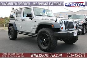 2011_JEEP_WRANGLER UNLIMITED_Rubicon_ Chantilly VA