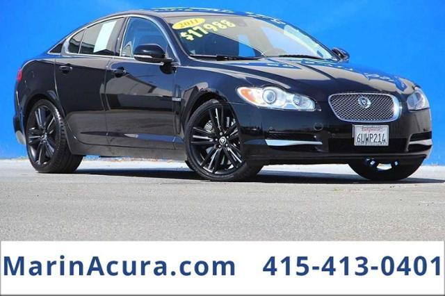 2011_Jaguar_XF_4dr Sdn Supercharged_ Bay Area CA
