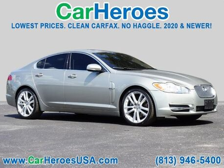 2011_Jaguar_XF_Premium_ Seffner FL