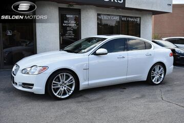 2011_Jaguar_XF_Supercharged_ Conshohocken PA