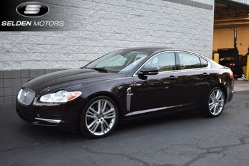 2011_Jaguar_XF_Supercharged_ Willow Grove PA