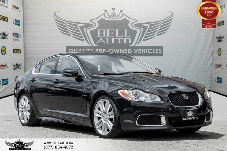 2011 Jaguar XF XFR, R-SPORT, NO ACCIDENT, NAVI, REAR CAM, SENSOR Toronto ON