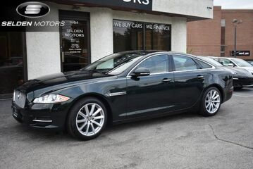 2011_Jaguar_XJ__ Willow Grove PA