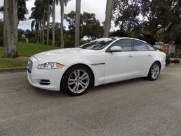 2011_Jaguar_XJ_Base_ Hollywood FL