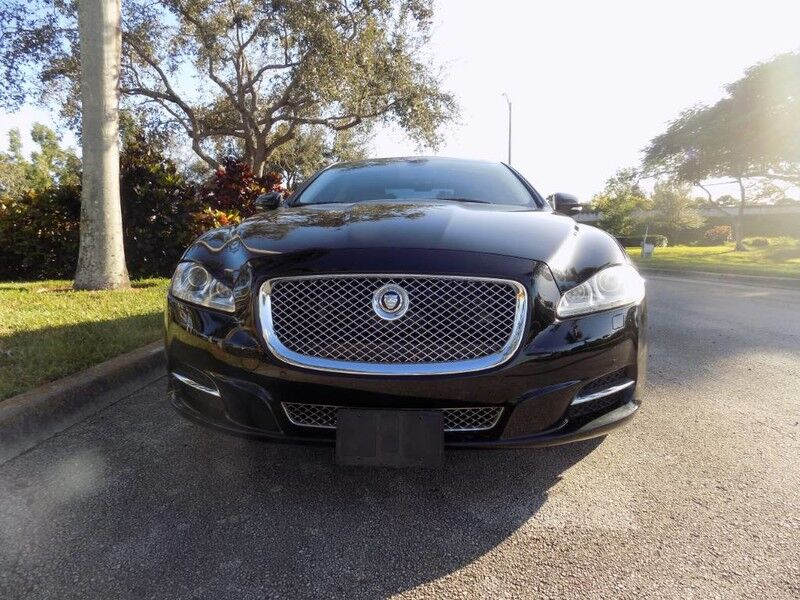 2011 Jaguar XJ Base Hollywood FL