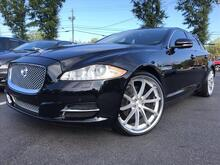 2011_Jaguar_XJ_Supercharged_ Raleigh NC