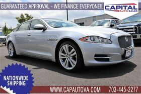 2011_Jaguar_XJ_XJL_ Chantilly VA