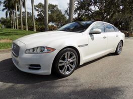 2011_Jaguar_XJ_XJL_ Hollywood FL