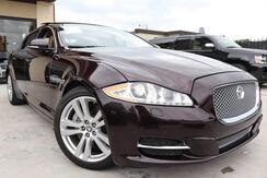 2011_Jaguar_XJ_XJL PORTFOLIO 1 OWNER DRIVERS ASSISTANCE PKG!_ Houston TX