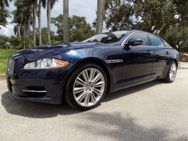 2011_Jaguar_XJ_XJL Supercharged_ Hollywood FL