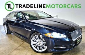 2011_Jaguar_XJ_XJL Supercharged REAR VIEW CAMERA, LEATHER, SUNROOF AND MUCH MORE!!!_ CARROLLTON TX