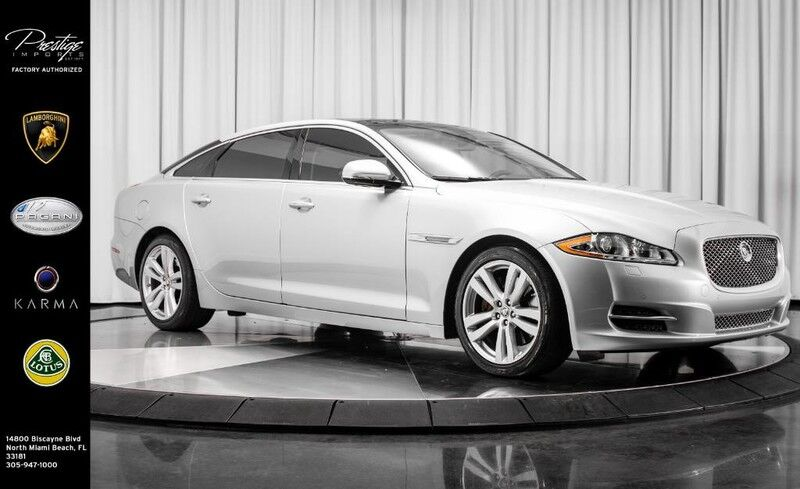 2011_Jaguar_XJL_XJL_ North Miami Beach FL