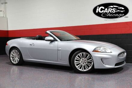 2011_Jaguar_XK_2dr Convertible_ Chicago IL