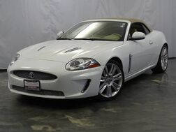 2011_Jaguar_XK_XKR Convertible_ Addison IL