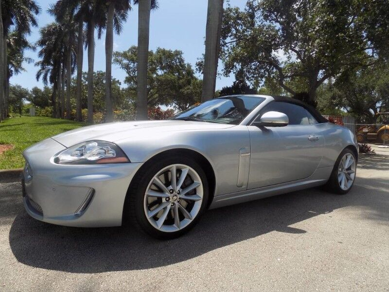 2011 Jaguar XK XKR Hollywood FL