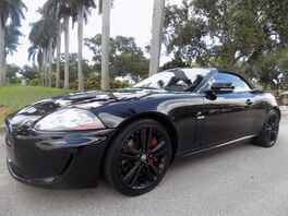 2011_Jaguar_XK_XKR_ Hollywood FL