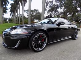 2011_Jaguar_XK_XKR175_ Hollywood FL