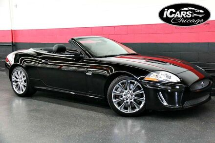 2011_Jaguar_XKR_2dr Convertible_ Chicago IL