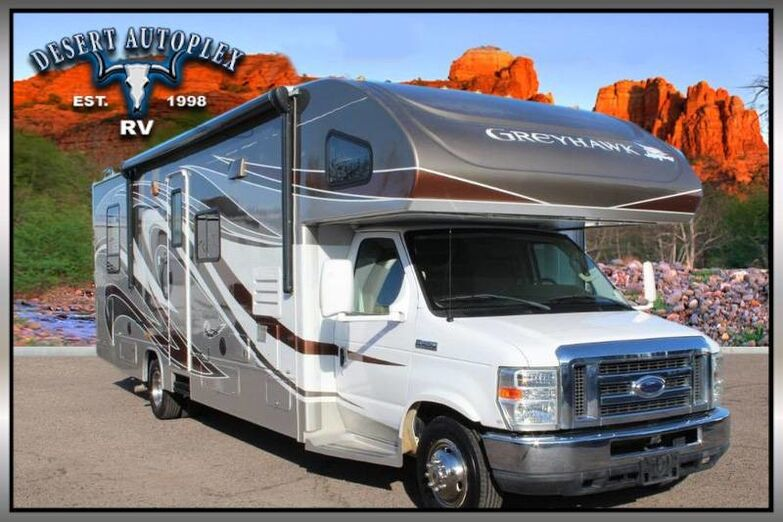 2011 Jayco Greyhawk 31FK Single Slide Class C Motorhome Mesa AZ