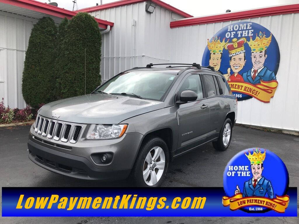 2011 Jeep Compass Base Shelby OH