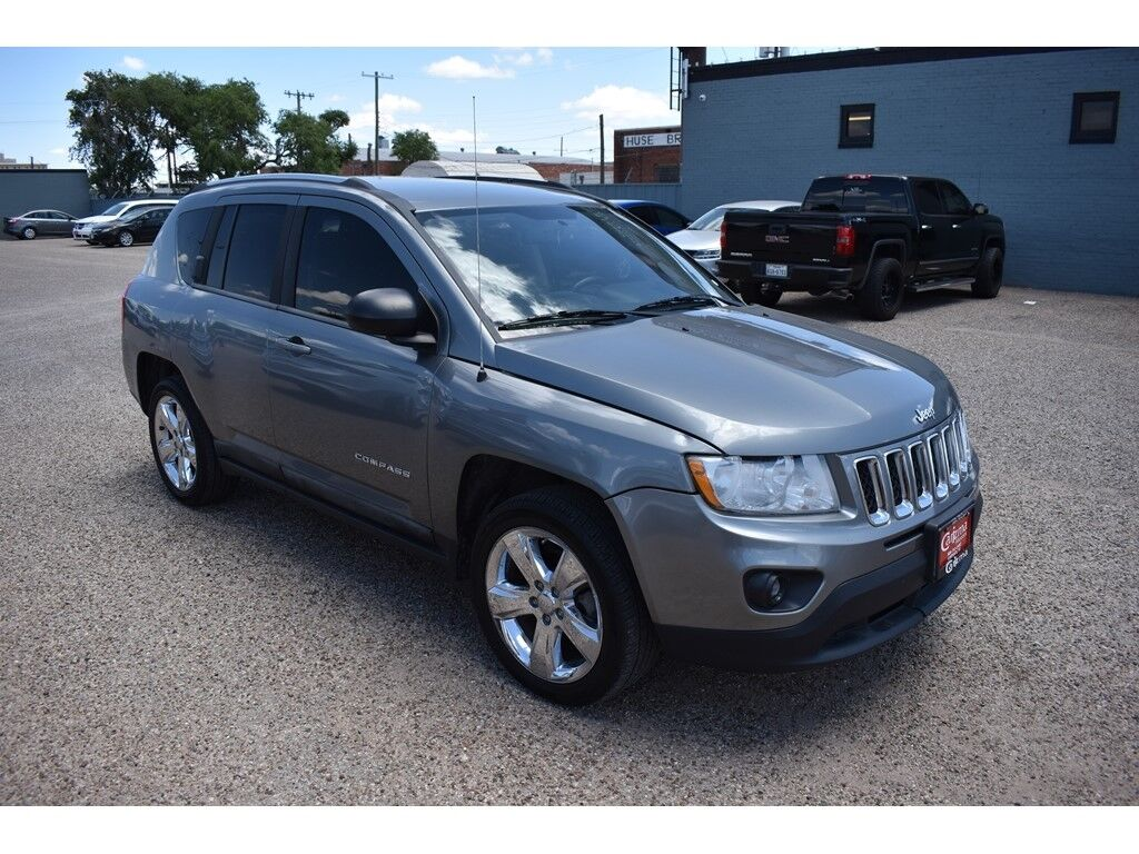 2011 Jeep Compass FWD 4dr Limited Lubbock TX