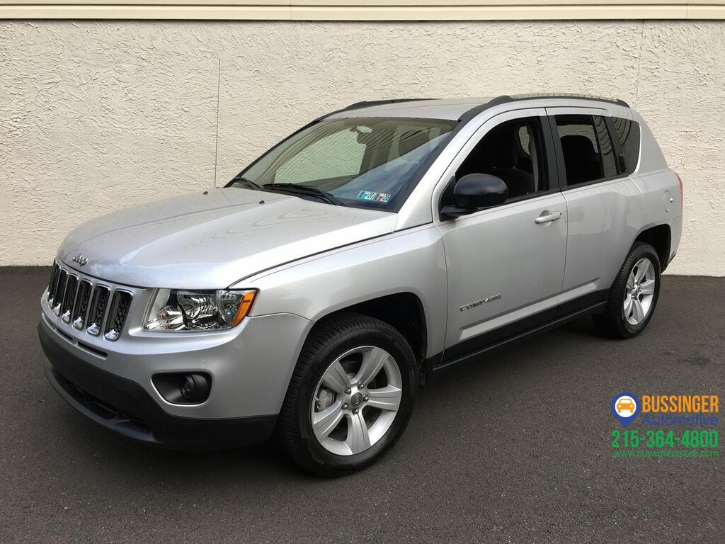 2011 Jeep Compass Latitude Feasterville PA