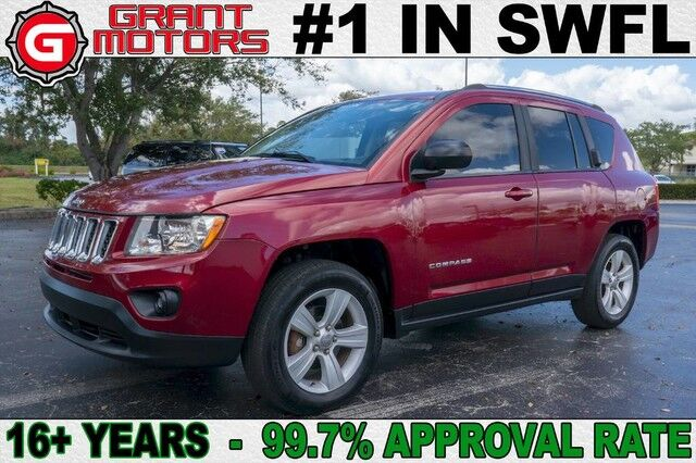 2011 Jeep Compass Latitude Fort Myers FL