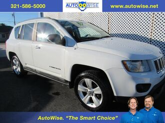 2011_Jeep_Compass_Latitude_ Melbourne FL
