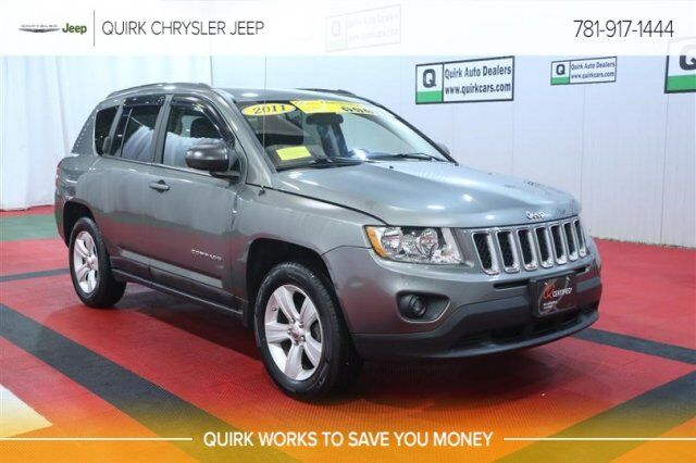 2011 Jeep Compass Latitude Braintree MA